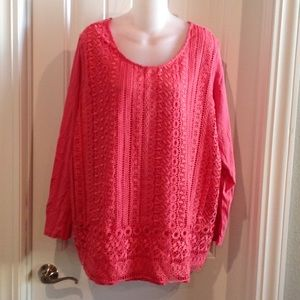 Plus Size Top NWOT